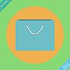 Einkaufstasche Icon -