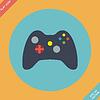 Computer Video Game Controller Joystick