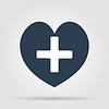 Symbol. Flache Design-Stil