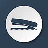 Stapler-Symbol -