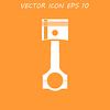 Piston-Symbol
