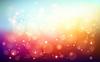 Векторный клипарт: Абстрактный праздник светлый фон с боке