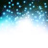 Векторный клипарт: С Рождеством Христовым Праздник фон с блестящей звездой