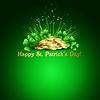 St.Patrick`s Day Hintergrund