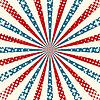 American Independence Day patriotischen Hintergrund