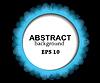 ID 5049929 | Abstrakte blaue Kreis | Illustration mit hoher Auflösung | CLIPARTO