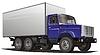 Lieferung Heavy Truck