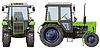 Landwirtschaftlichen Traktor