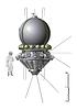 erste Raumschiff