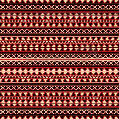 Dekorative tribal hintergrund nahtlose muster für textil website