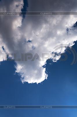 Грозное облако | Фото большого размера |ID 4501486