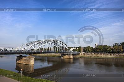 Iron Bridge in Krakau, Polen | Foto mit hoher Auflösung |ID 4951850
