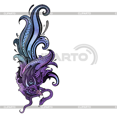 Garuda. | Illustration mit hoher Auflösung |ID 4583266