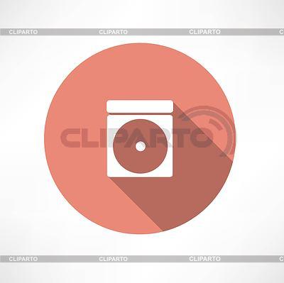 значок cd: