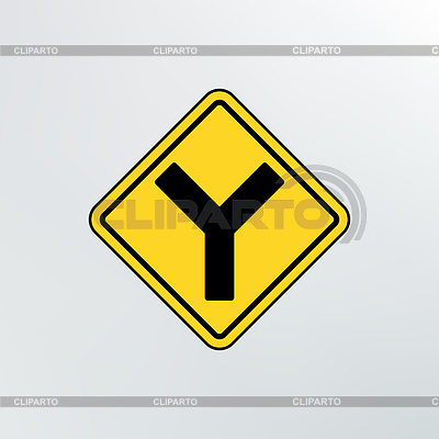 Y Intersection Intersection | Stock P...