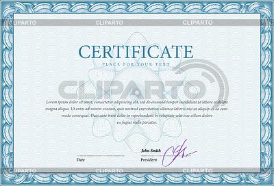 Template-Zertifikat und Diplome | Stock Vektorgrafik |ID 4905549