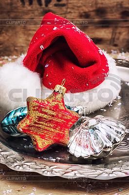Weihnachten Postkarte | Foto mit hoher Auflösung |ID 4680814