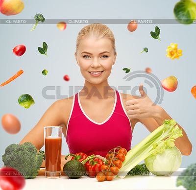 здоровое вегетарианское питание