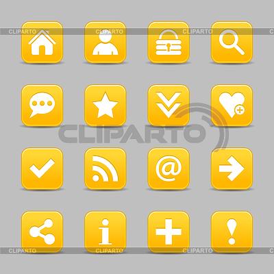желтый квадрат с восклицательным знаком купить