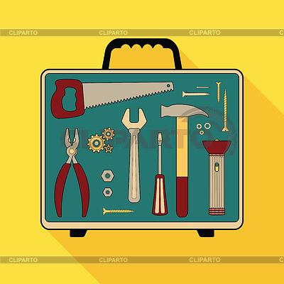 Bauwerkzeuge | Stock Vektorgrafik |ID 4540967