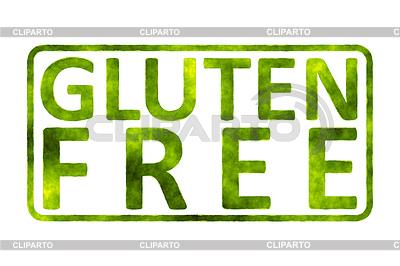 Gluten free | Stockowa ilustracja wysokiej rozdzielczości |ID 4501153