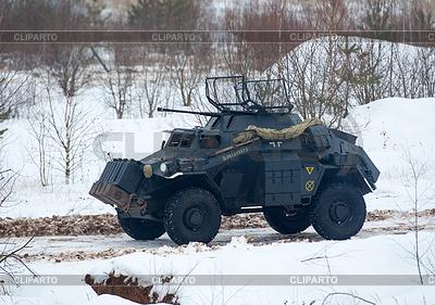 Leichte Panzeraufklärungs Sd.Kfz.222 | Foto mit hoher Auflösung |ID 4701825