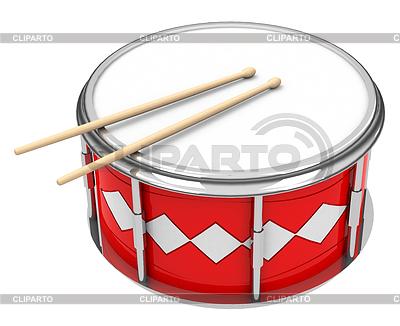 клипарт барабан: