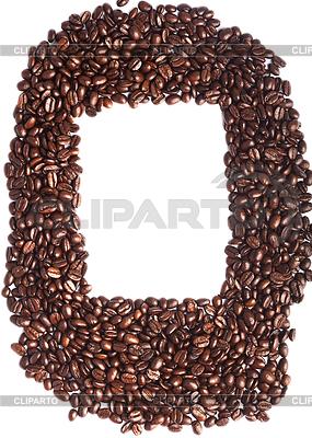 Ziaren kawy granicy | Foto stockowe wysokiej rozdzielczości |ID 4777448