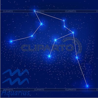 картинки водолей созвездие