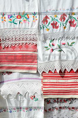 Handtücher von Kormyanschina, Weißrussland | Foto mit hoher Auflösung |ID 4769788