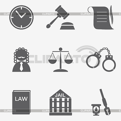 клипарт закон: