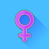 Vector clipart: Female Icon