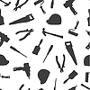 Vector clipart: ornament of building tools