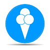Vector clipart: Ice Cream icon
